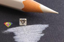 Natural Diamond 0,29 Carat E VS2 (Clarity enhanced)