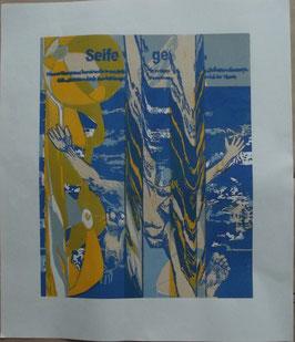 "Plakat ""Seife"""