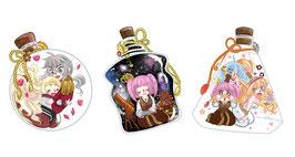 MechaPuri Bottle Charms