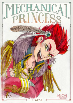 Mechanical Princess 2: WEST