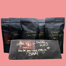 Built your own ronja espresso  - BAUSATZ - 1 Kg