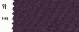 180-200cm Jersey-Elastan-Spannbetttuch 91 Beere