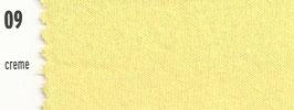 180-200cm Spannbetttuch 09 Creme