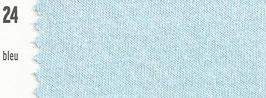180-200cm Spannbetttuch 24 Bleu