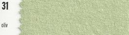 180-200cm Spannbetttuch 31 Oliv