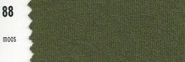 180-200cm Spannbetttuch 88 Moos