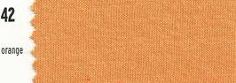 180-200cm Spannbetttuch 42 Orange