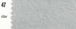 180-200cm Spannbetttuch 47 Silber