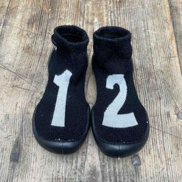 Chaussons chaussettes 1, 2 nununu - Collégien