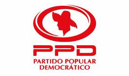 Bandera del Partido Popular Democrático (PPD)