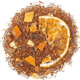 Mandarinenfeuer natürlich