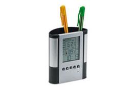 Pot à crayons et horloge PAC 001