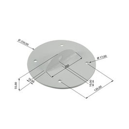 universal ceiling mount