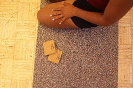 Yoga Mat  / Recycling - Rubbercork