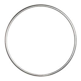 Aerial-hoop, stainless steel, ring only