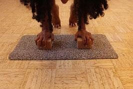 Handstandmat rubbercork