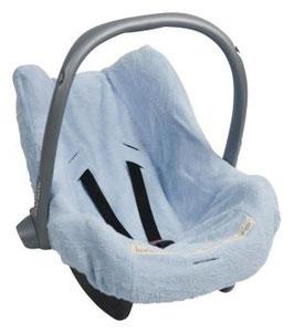 Koeka Frottee-Ersatzbezug für die Maxi-Cosi Babyschale
