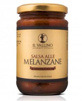 SALSA ALLE MELANZANE 290 G - IL VALLINO