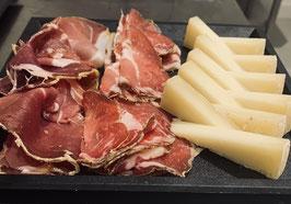 Plateau de charcuterie et fromage individuel