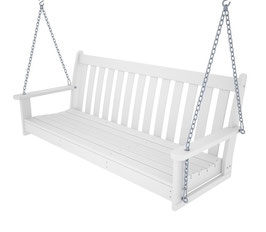 Vineyard Porch Swing Bench