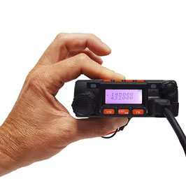 Maldol D25-M Ricetrasmettitore Veicolare VHF/UHF 25W