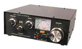 MFJ-962D 1500 Watt Tuner con bobina a induttanza mobile