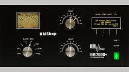 OM-Power OM2000 Amplificatore HF 2KW valvolare
