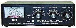 MFJ-904H Accordatore compatto con misuratore di SWR