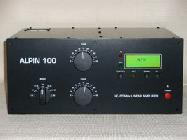 Alpin 100 160 – 6m Linear Amplifier