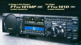 Yaesu FT-DX101D HF + 50 MHz + 70 MHz Transceiver NEW