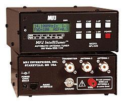 MFJ-929 Automatico compatto accordatore d'antenna - 200W
