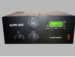 Alpin 200   160 – 10m Linear Amplifier