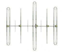 SteppIR DB-42 YAGI antenna 5 elementi 40/6mt con Kit dipolo 80mt