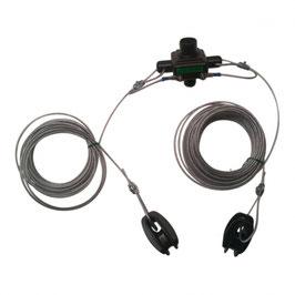 Dipolo 3,7-7-14-21-28 MHz