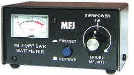 MFJ-813: QRP Wattmeter