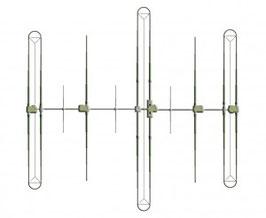 SteppIR DB42 YAGI antenna 5 elementi 40/6mt con SDA-100 e ALP controller