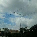 40MDY2 Antenna 2 elementi 7Mhz
