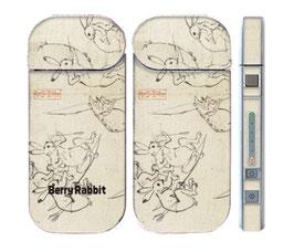 berryrabbit  大人気!IQOS シール 新型2.4plus対応 名画シリーズ!鳥獣戯画