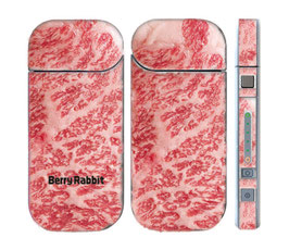 berryrabbit  大人気!IQOS シール 新型2.4plus対応 肉