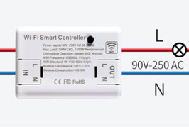 Wifi smart controller
