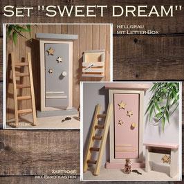 Wichteltür SWEET DREAM (verschiedene Varianten)