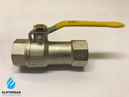 """Gas-Kugelhahn mit TAS Rp 1"""""""