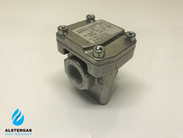 Gasfilter DN 20, max. 1 bar