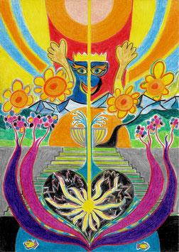Poster - THE DREAMER