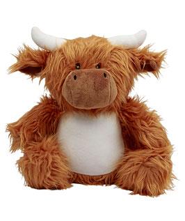 Zippies Highland Cow