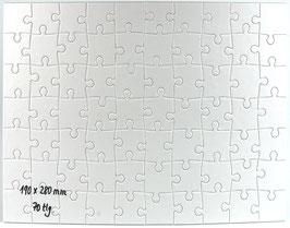 Fotopuzzle 70 Teile, 190 x 280 mm