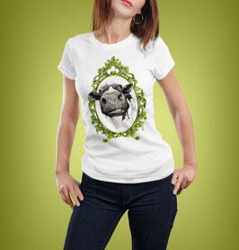 "Damen T-Shirt ""Mockerl"""