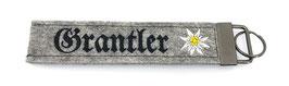 "Filz-Schlüsselanhänger ""Grantler"""