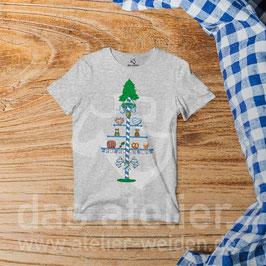 """Herren T-Shirt """"Maibaum"""""""