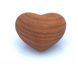 Handschmeichler Herz, Kirsche symmetrisch